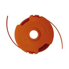 WORX DUAL GRASS TRIMMER SPOOL & LINE 2.5M 1 PK FOR ELECTRIC SERIES: WG105, WG106, WG108, WG109, WG112, WG113, WG115, WG117, WG118, , scaau_hi-res