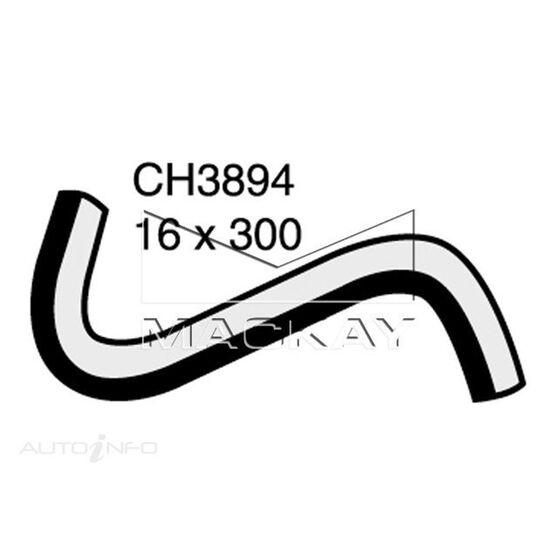 Heater Hose  - MITSUBISHI PAJERO NH - 2.5L I4 I/C Turbo DIESEL - Manual & Auto, , scaau_hi-res