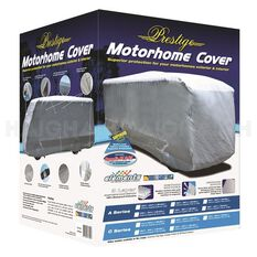 COVER RV CAMPERVAN 32FT CLASS C
