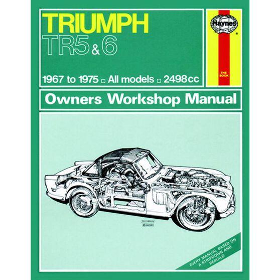 TRIUMPH TR5 & TR6 (1967 - 1975)