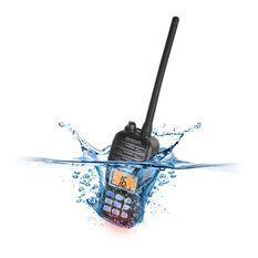 Oricom VHF 5W MARINE Portable IP67, , scaau_hi-res