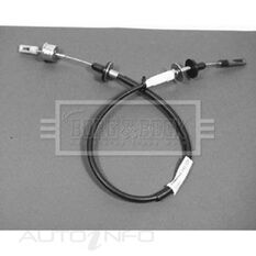 AUDI 80 1.8 83-87 CLUTCH CABLE, , scaau_hi-res