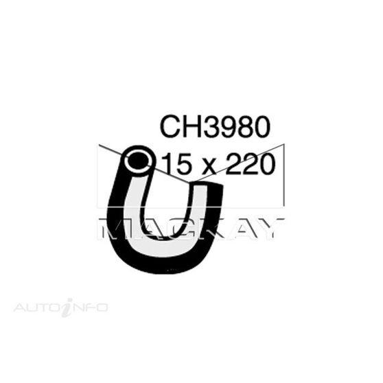 Heater Hose  - VOLKSWAGEN GOLF TYPE 2 - 1.8L I4  PETROL - Manual & Auto, , scaau_hi-res