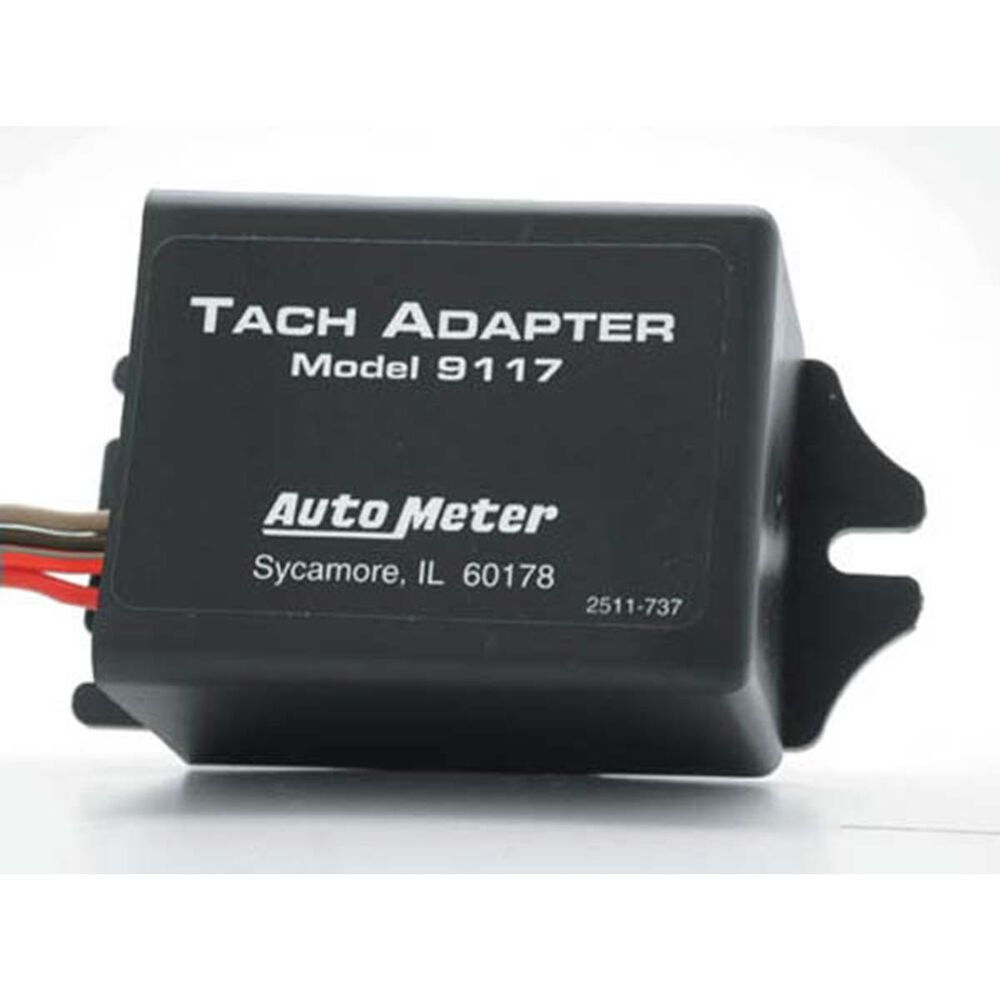 Autometer Tachometer Adapter Ignition Systems