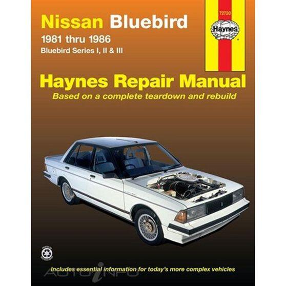 NISSAN BLUEBIRD 1981-1986, , scaau_hi-res