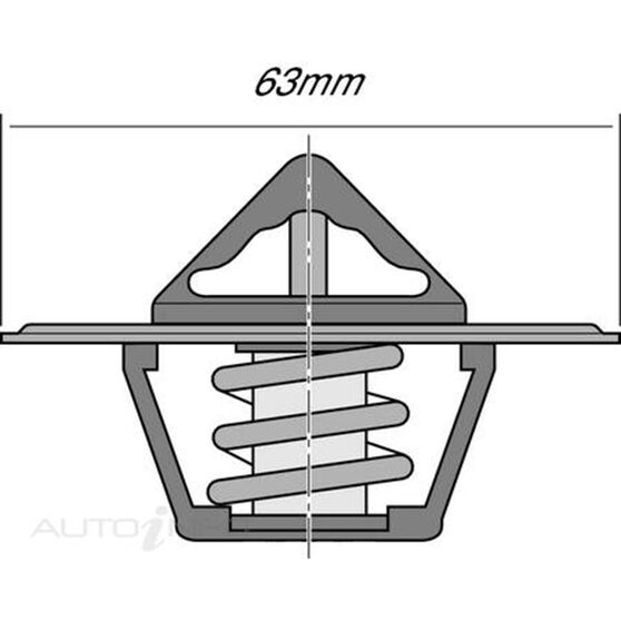 TRIDON THERMOSTAT BLISTERED, , scaau_hi-res