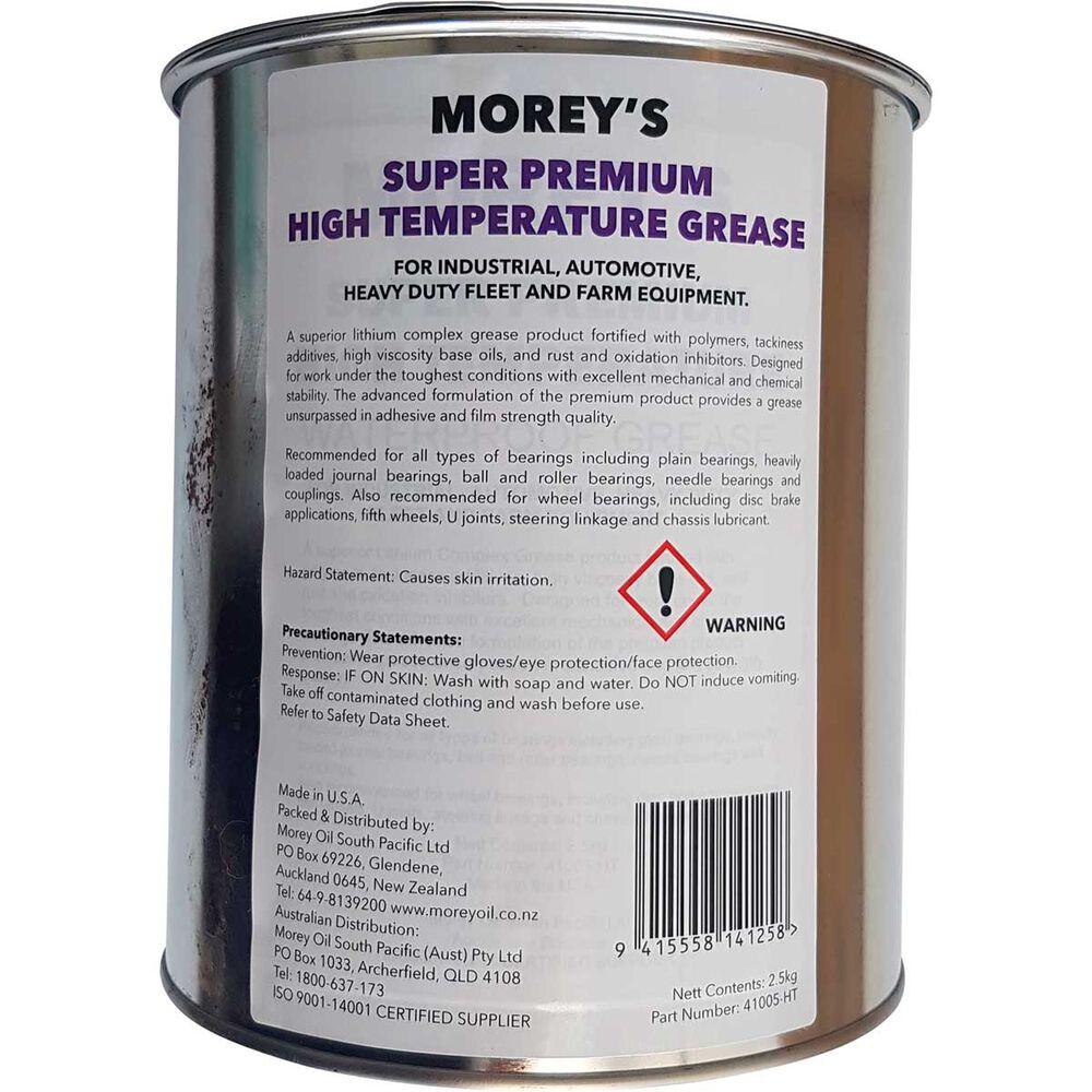 Morey Oil SP-HT EPMP2 Grease - 2 5kg