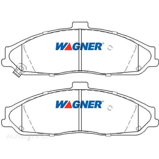 Wagner Brake pad [ Ford Falcon BA XR6 XR8 with C5 C6 Caliper / FPV with PBR Caliper2002-2005 F ], , scaau_hi-res