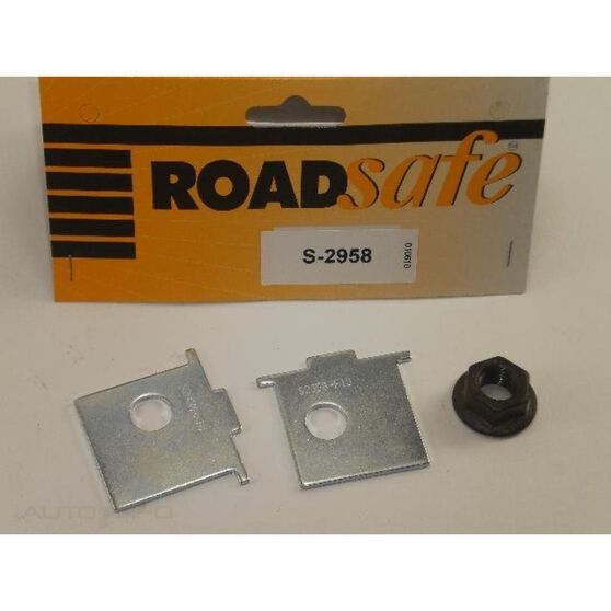 HOLDEN COMMODORE VE CASTOR OFFSET PLATE, , scaau_hi-res