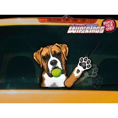 WIPER TAGS DOG BOXER