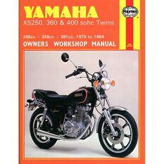 YAMAHA XS250, 360 & 400 SOHC TWINS 1975 - 1984, , scaau_hi-res