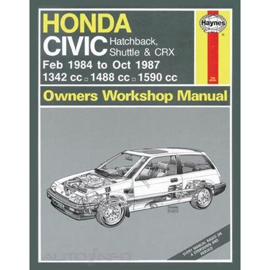 HONDA CIVIC (1984 -1987), , scaau_hi-res