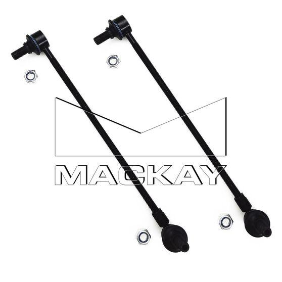 Universal Sway Bar Link (Pair) - Adjustable (Cut to Length) - 12mm Ball Stud, , scaau_hi-res