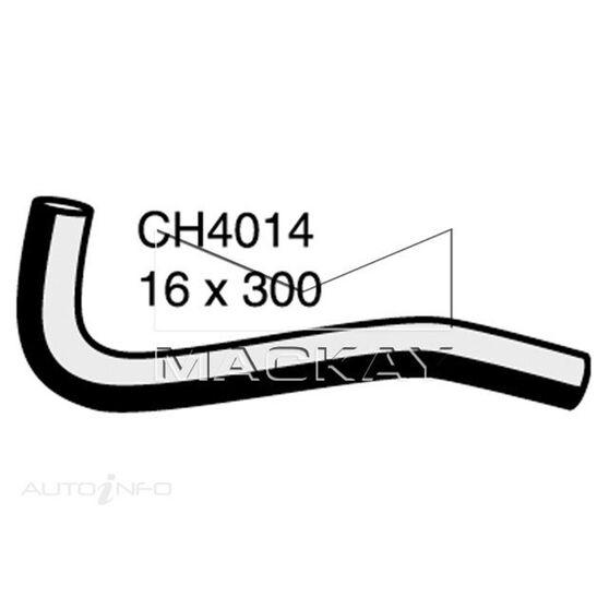 Heater Hose  - MITSUBISHI PAJERO NJ - 2.8L I4 I/C Turbo DIESEL - Manual & Auto, , scaau_hi-res