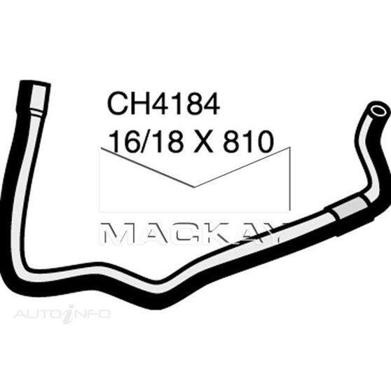 Heater Hose  - TOYOTA HILUX KZN165R - 3.0L I4 Turbo DIESEL - Manual & Auto, , scaau_hi-res