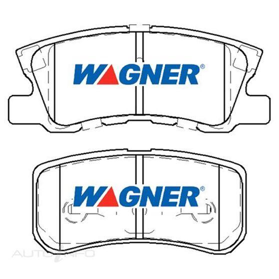 Wagner Brake pad [ Dodge/Jeep & Mitsubishi 2004-2014 R ], , scaau_hi-res