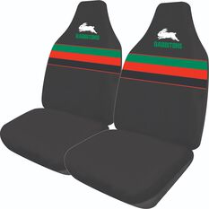 NRL RABBITOHS SEAT COVER SIZE 60