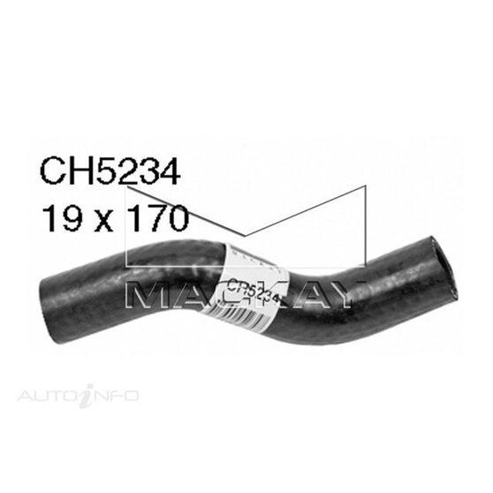 Heater Hose  - HOLDEN VECTRA JR - 2.0L I4  PETROL - Manual & Auto, , scaau_hi-res