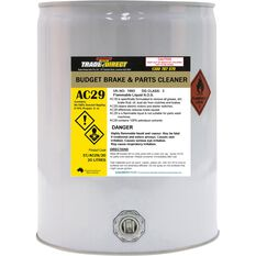 Budget Brake Cleaner - 20L Metal Can