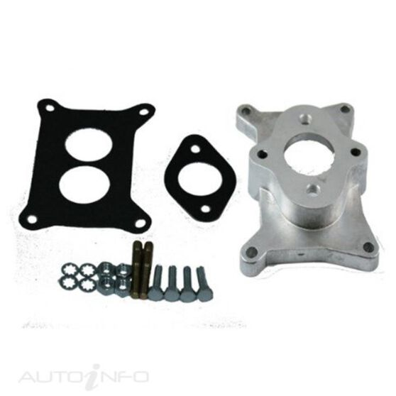 ADAPTOR 2BBL HOLLEY TO 149-186, , scaau_hi-res