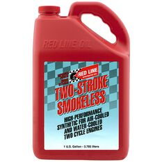 REDLINE 2 STROKE SMOKELESS RACING GALLON