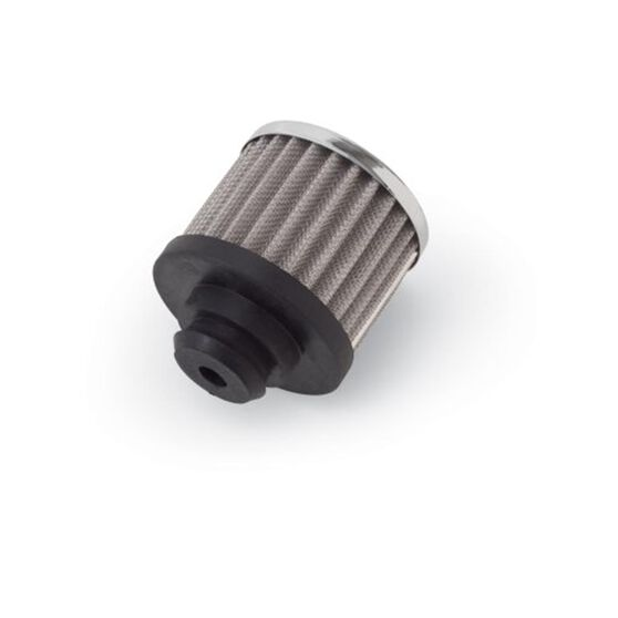 CLEANABLE VALVE COVER BREATHER , PUSH-IN, W/LOGO, (K&N STYLE), , scaau_hi-res