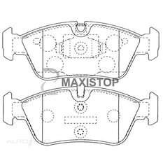 MAXISTOP DBP (F) BMW 3 SERIES VARIOUS 2004 ON