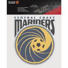 CENTRAL COAST MARINERS ITAG SEE THRU DECAL
