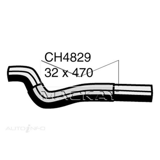Radiator Upper Hose  - LEXUS RX330 MCU38R - 3.3L V6  PETROL - Manual & Auto, , scaau_hi-res