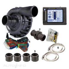 EWP115 (NYLON) & LCD CONTROLLER COMBO (24V)
