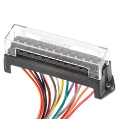 12 WAY PRE-WIRED FUSE BOX, , scaau_hi-res
