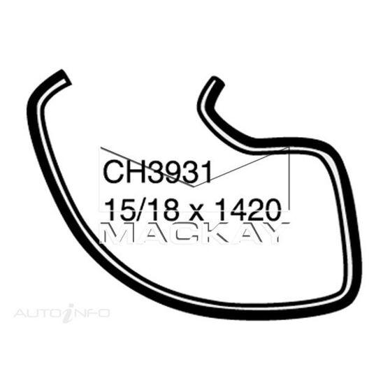 Heater Hose  - JEEP CHEROKEE XJ - 4.0L I6  PETROL - Manual & Auto, , scaau_hi-res
