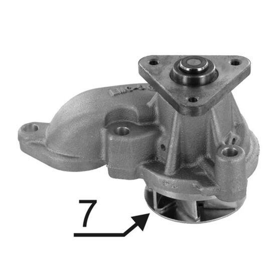 SUIT HYN D4FB  WATER PUMP, , scaau_hi-res