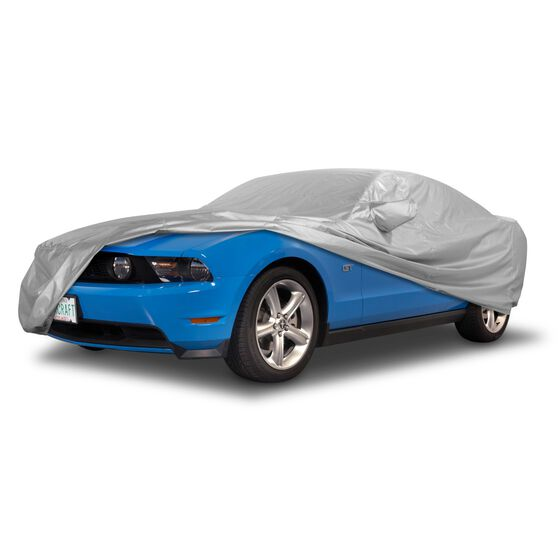 Reflectect Silver Custom Fit Car Cover Suits MG RV8, 1993-1995