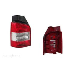 VOLKSWAGEN TRANSPORTER  T5  08/2004 ~ ONWARDS  TAIL LIGHT  LEFT HAND SIDE  FITS FOR THESWING DOORTYPE., , scaau_hi-res