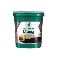 URANIA 3000 15W40 18 LITRE DIESEL ENGINE OIL PLASTIC DRUM