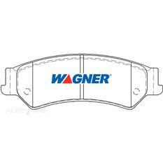 Wagner Brake pad [ Ford 2005-2014 R ], , scaau_hi-res