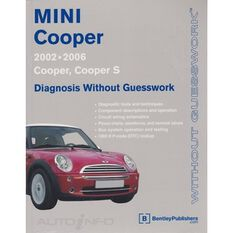 MINI COOPER DIAGNONIS WITHOUT GUESSWORK 2002-2006 9780837615714, , scaau_hi-res