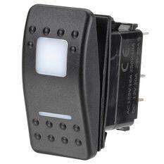 SW RK OFF/ON - RED 12/24V LED, , scaau_hi-res