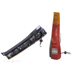 HONDA CR-V  RD  12/2001 ~ 09/2004  TAIL LIGHT  RIGHT HAND SIDE  AMBER/RED/CLEAR, , scaau_hi-res