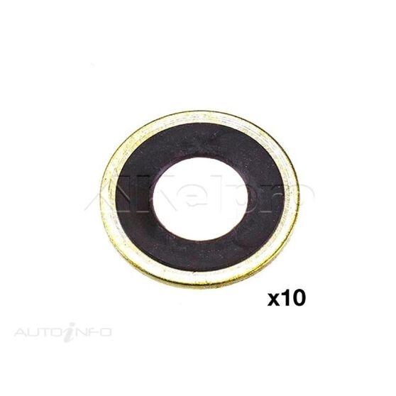 'SUMP PLUG WASHER - 12mm Rub/Metal 10pk', , scaau_hi-res