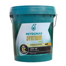 SYNTIUM 500 15W40 18 LITRE ENGINE OIL PLASTIC DRUM, , scaau_hi-res