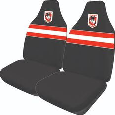 NRL DRAGONS SEAT COVER SIZE 60, , scaau_hi-res