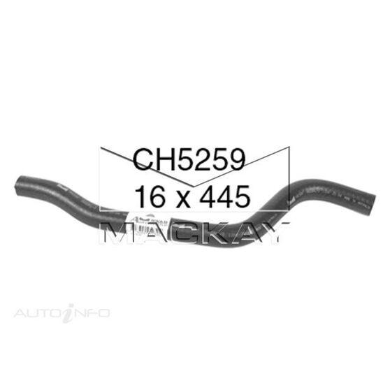 Heater Hose  - DAEWOO NUBIRA J100, J150 - 2.0L I4  PETROL - Manual & Auto, , scaau_hi-res