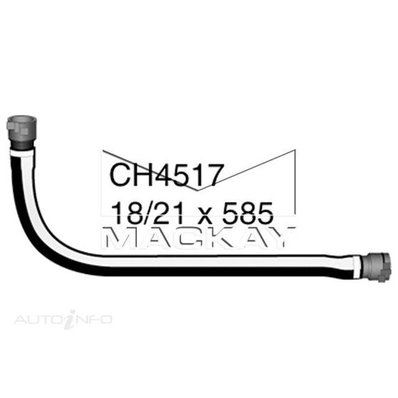 ByPass Hose BMW 520i   E39 M52,B25,B28,M51D25 additional water pump front to engine (9/98-01)*