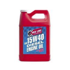 REDLINE DIESEL OIL  15W40 1 X US GALLON, , scaau_hi-res