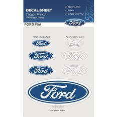 FORD ITAG DECALS SHEET