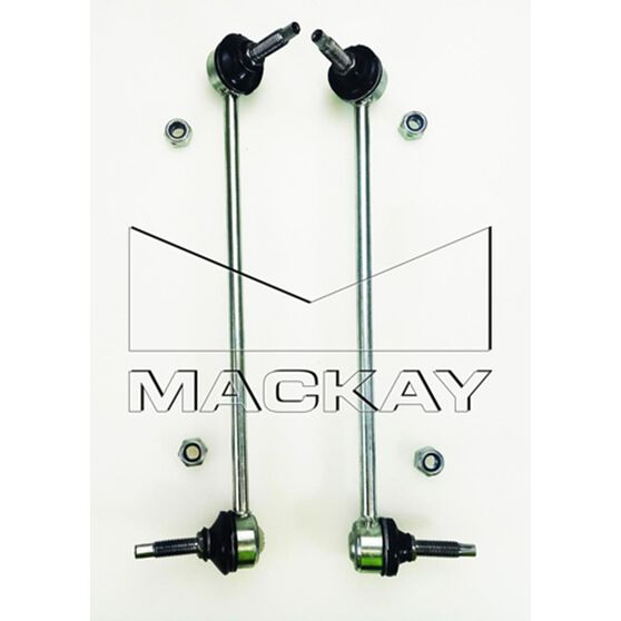 Sway Bar Link Front (Pair) - Holden Commodore VE - 3.6L V6 Petrol - Manual & Auto, , scaau_hi-res