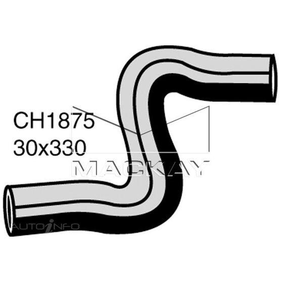 Radiator Upper Hose  - BMW 320 E21 - 2.0L I4  PETROL - Manual & Auto, , scaau_hi-res