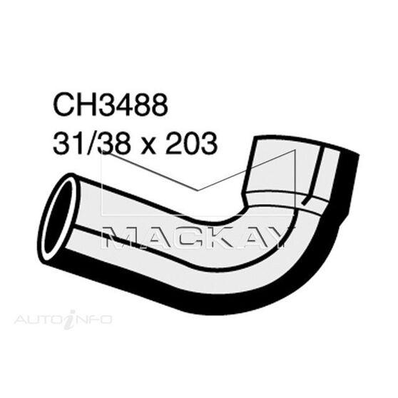 Radiator Lower Hose  - BMW 320i E30 - 2.0L I6  PETROL - Manual & Auto, , scaau_hi-res
